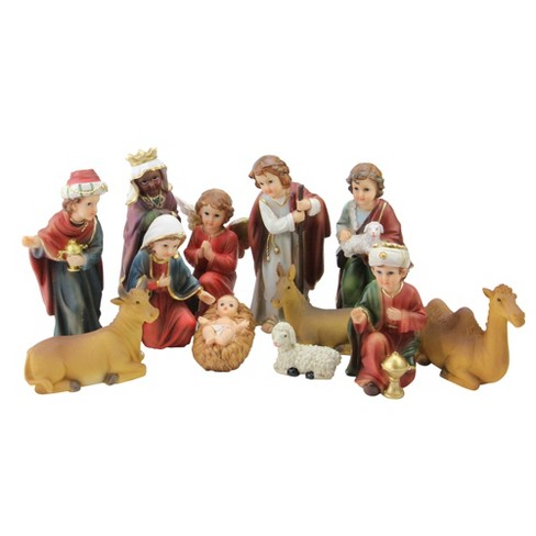 Northlight 12-Piece Religious Children's First Christmas Nativity Set - image 1 of 3