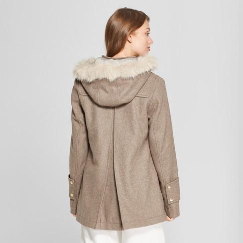 b13d6ee9256c Women s Wool Duffel Coat - A New Day™   Target