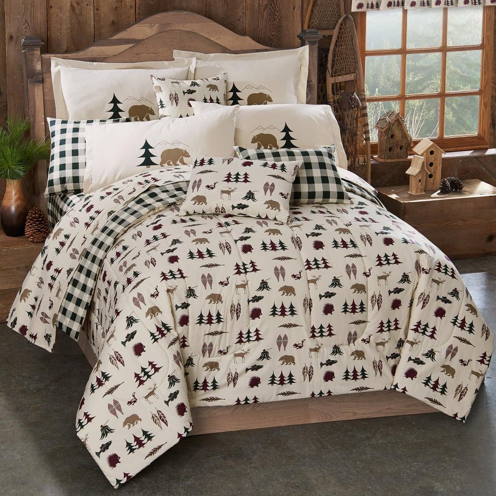 Image of Northern Exposure Comforter Set - King (4pc ) - True Grit