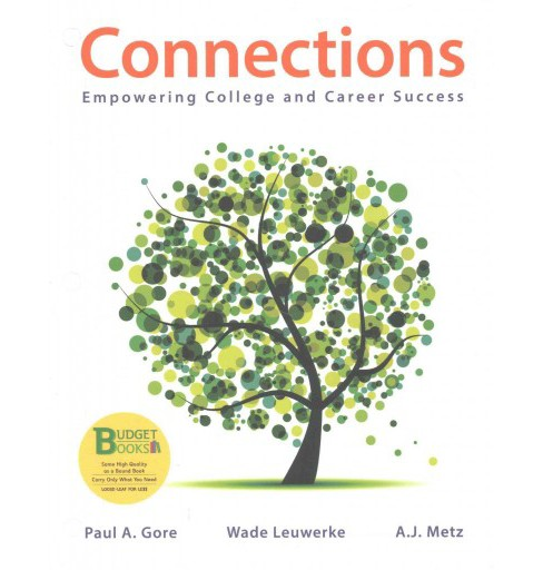 Connections + Launchpad for Connections, 6-month Access (Hardcover) (Paul A. Gore & Wade Leuwerke & A. - image 1 of 1