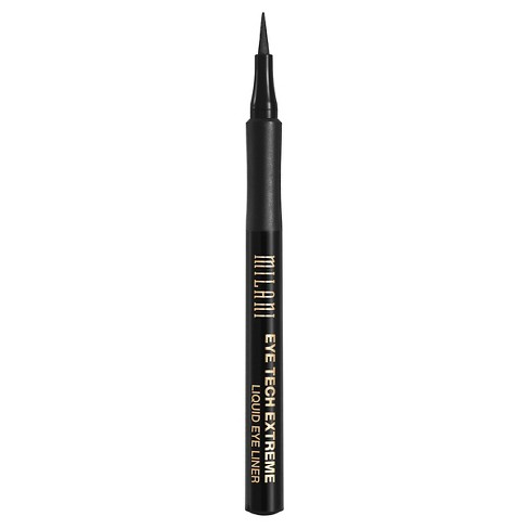 Milani Eye Tech Extreme Liquid Eye Liner - Black 0.033 oz - image 1 of 2