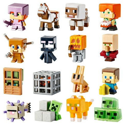 Minecraft Collectible Figure Mystery Blind Bag Single Pack Styles