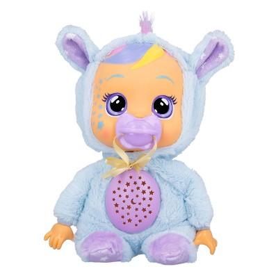 "Cry Babies Goodnight Starry Sky Jenna 12"" Sleepytime Baby Doll"