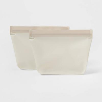 2pk Reusable Sandwich Bag Sandstorm - Room Essentials™