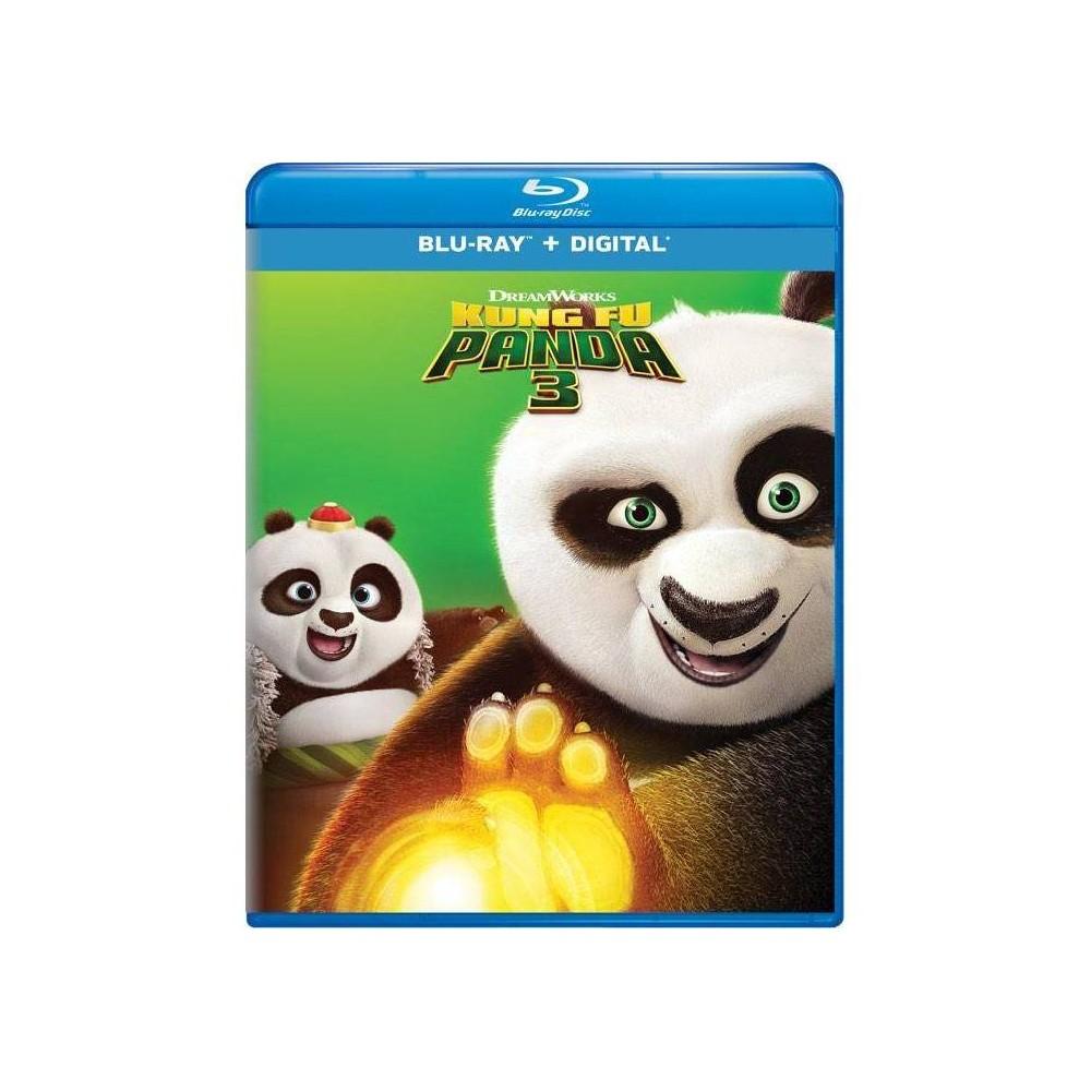 Kung Fu Panda 3 Blu Ray 2018