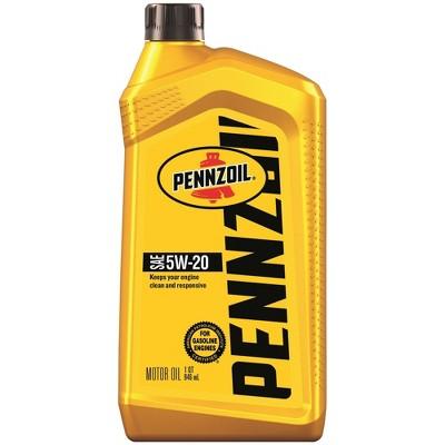 Pennzoil 5W-20