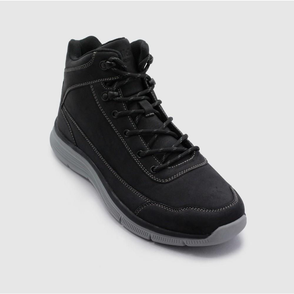Men's Audie Men's Casual Hiking Boot - Goodfellow & Co Black 10