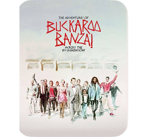 Adventures Of Buckaroo Banzai Across (Blu-ray) - image 1 of 1