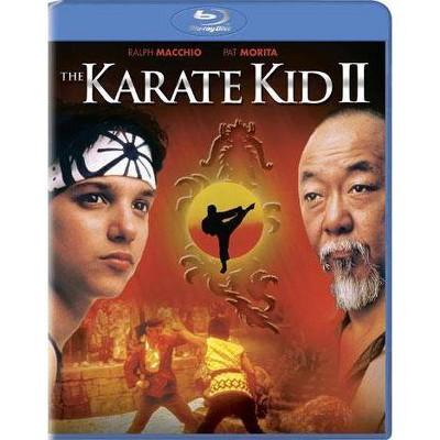 The Karate Kid Part II (Blu-ray)(2010)