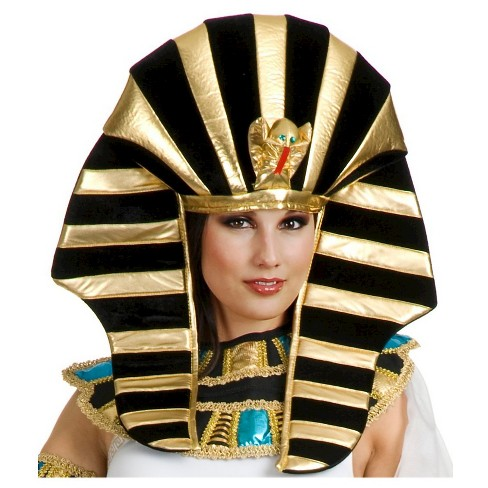 Halloween Ancient Egyptian Adult Headpiece - image 1 of 1