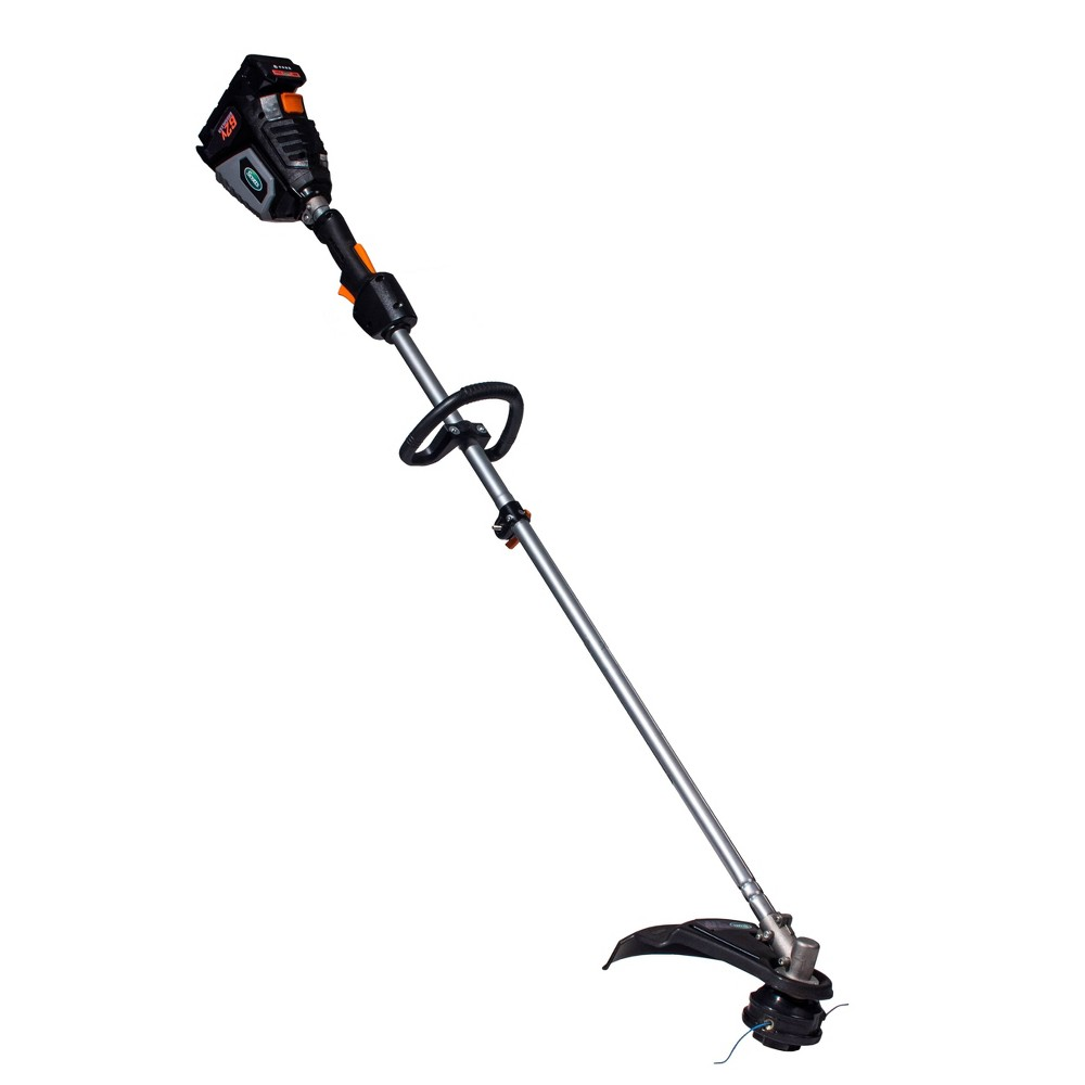 Scotts Outdoor Power Tools LST01562S 62-Volt 15-Inch Cordless String Trimmer, 2.5Ah Battery & Fast Charger Included