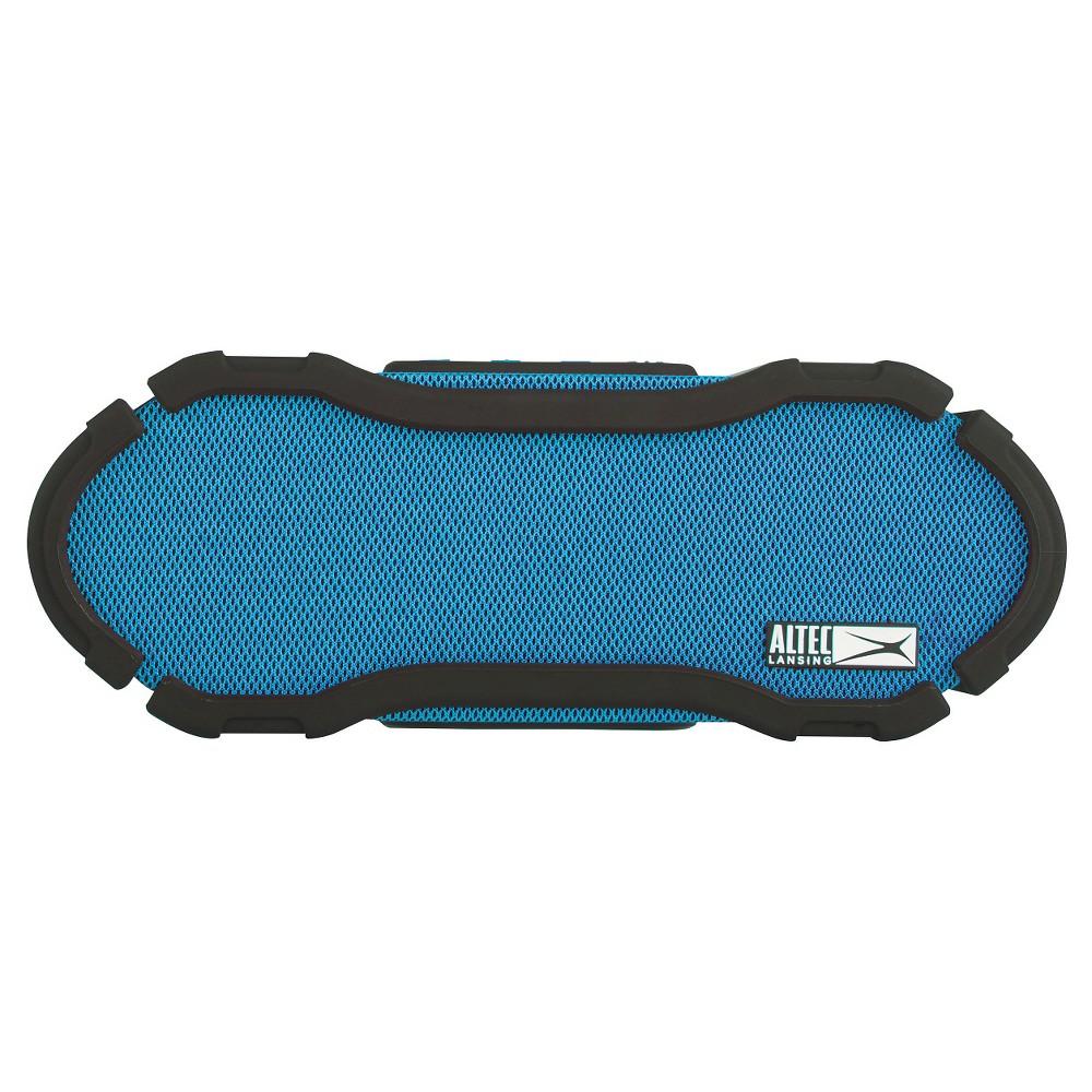 Altec Omni Ultra Jacket Bluetooth Speaker - Blue (IMW778-Blu), Black