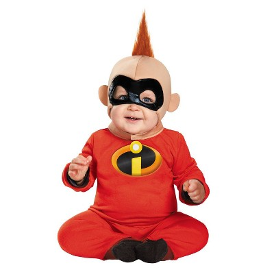 Baby Jack Deluxe Halloween Costume 12-18M