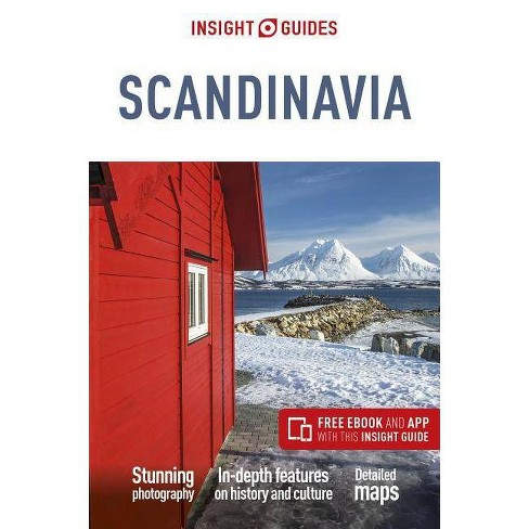 Insight Guides Scandinavia (Travel Guide with Free Ebook) - 4 Edition (Paperback) - image 1 of 1