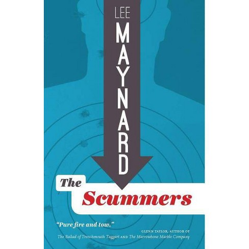 The Scummers - by  Lee Maynard (Paperback) - image 1 of 1
