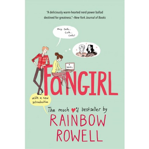 fangirl reprint by rainbow rowell paperback target