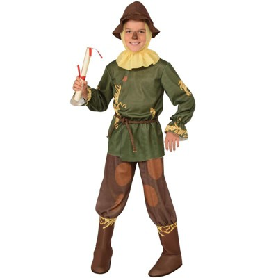 The Wizard of Oz The Wizard of Oz Scarecrow Halloween Sensations Child Costume