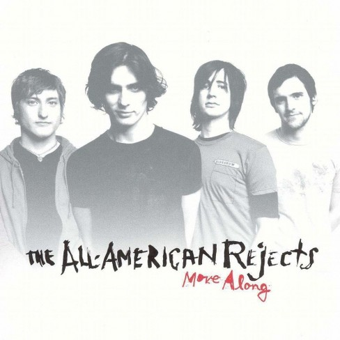 The All-American Rejects - Move Along (CD) - image 1 of 1