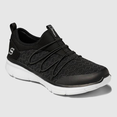 d15a0c18fbc Women s S SPORT By SKECHERS Adanna Banded Slip On Sneakers - Black ...