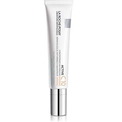 Unscented La Roche-Posay Active C10 Dermatological Anti-Wrinkle Concentrate Vitamin C Face Cream - 1oz - image 1 of 3