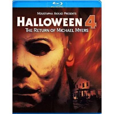 Halloween 4: The Return Of Michael Myers (Blu-ray)