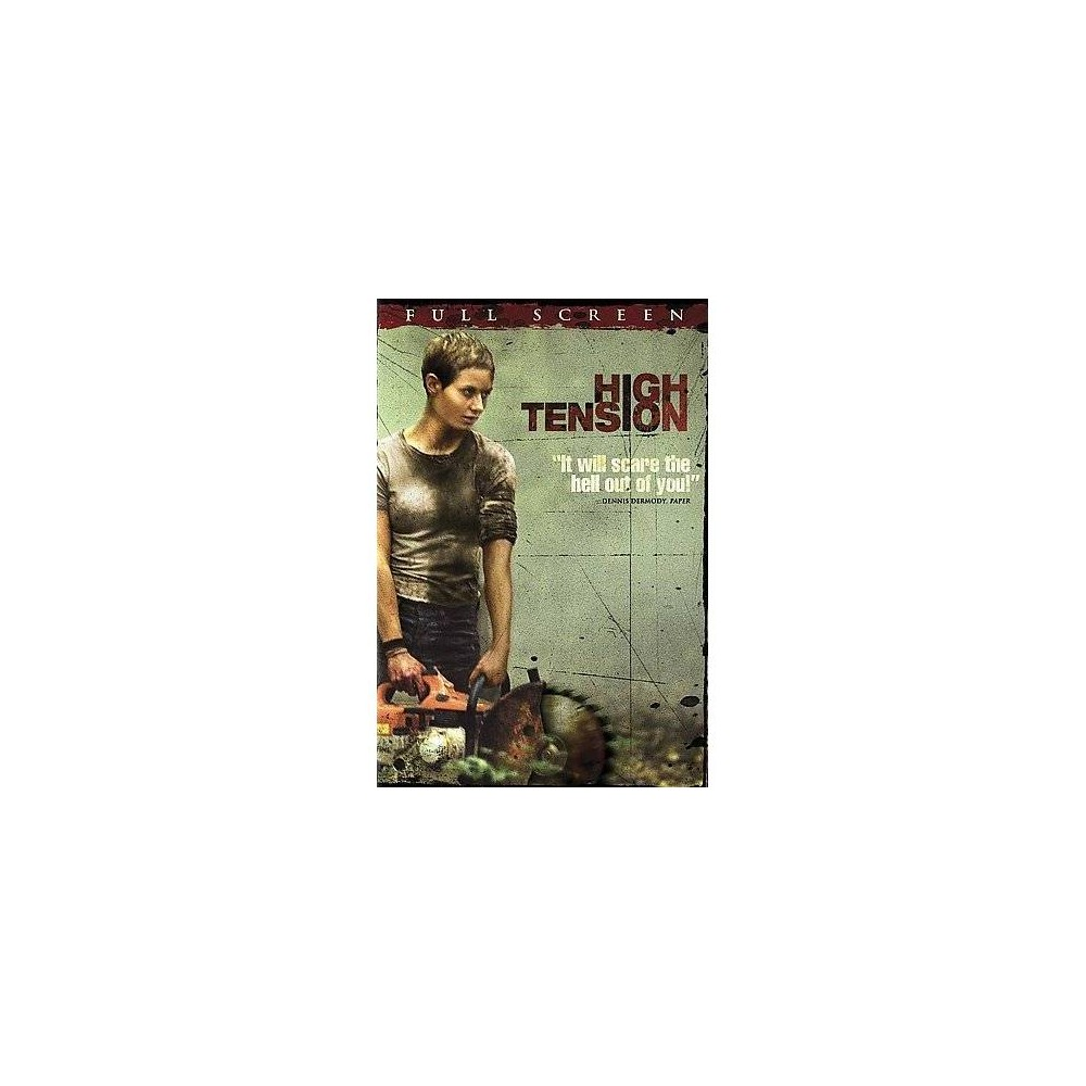 High Tension (Dvd), Movies