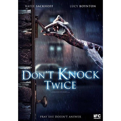 Don't Knock Twice (DVD) - image 1 of 1