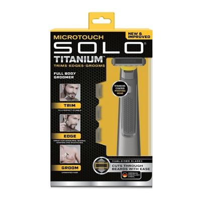 MicroTouch Titanium Solo