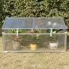 Mini Greenhouse Flower Box, Plant Protector Garden Pot - image 4 of 4
