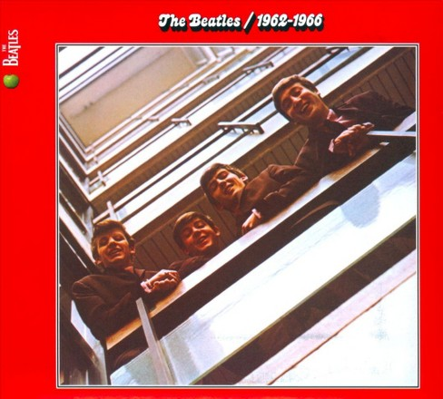 The Beatles - 1962-1966 (CD) - image 1 of 1