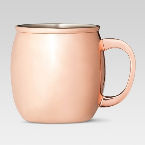 19oz Copper Plated Moscow Mule Mug - Threshold™ - image 1 of 1