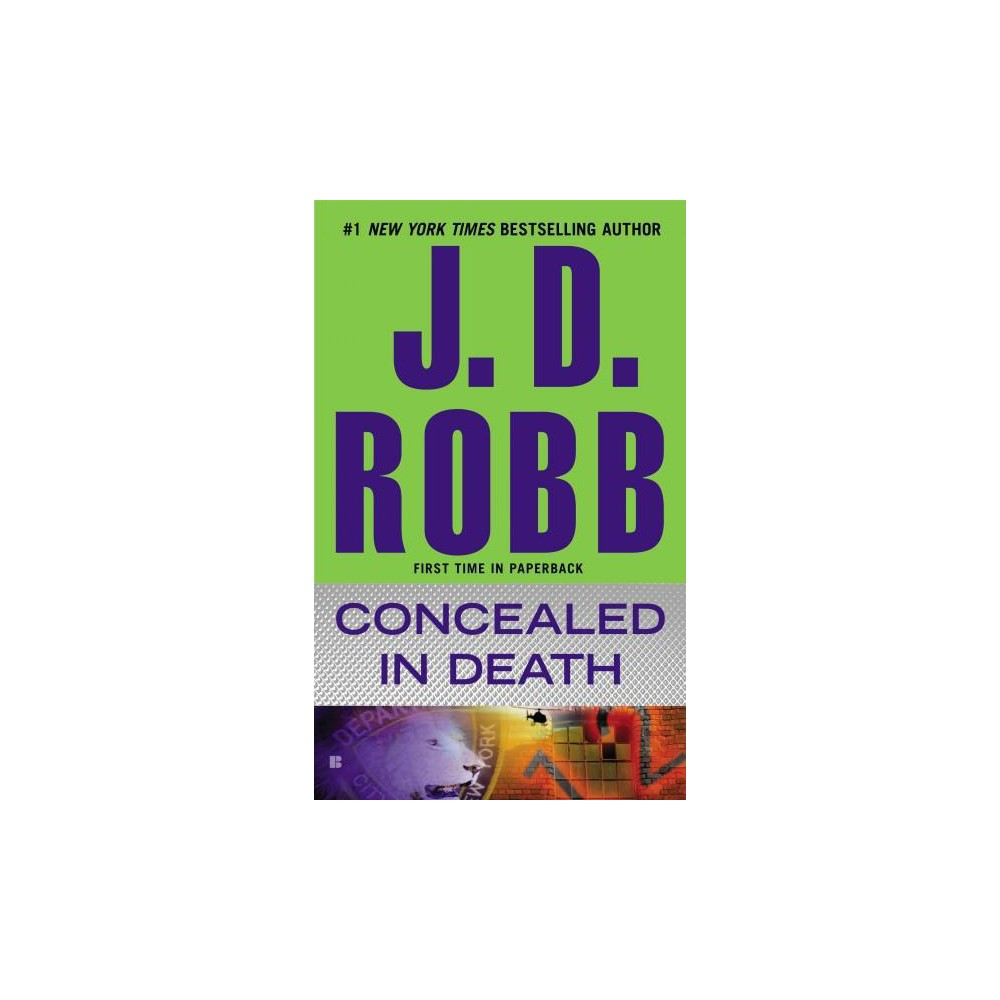 Concealed in Death (Reissue) (Paperback) by J. D. Robb