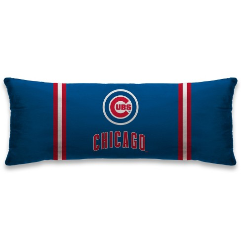 "MLB Chicago Cubs 20""x48"" Body Pillow - image 1 of 1"