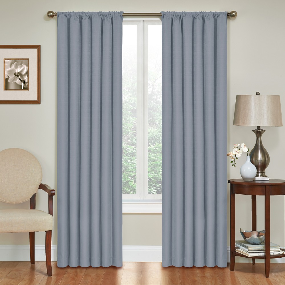 Image of 42x54 - Kendall Thermaback Blackout Slate (Grey) - Eclipse
