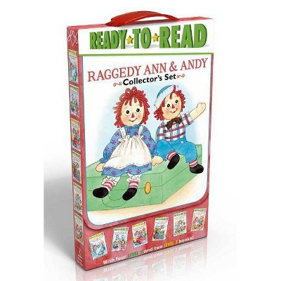 Raggedy Ann & Andy Collector's Set - (Paperback)