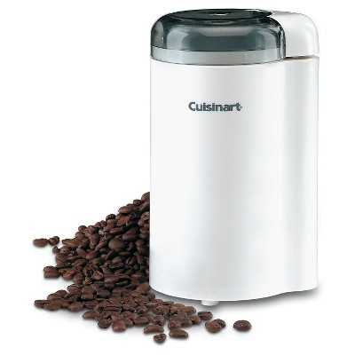Cuisinart Electric Coffee Grinder - White - DCG-20N