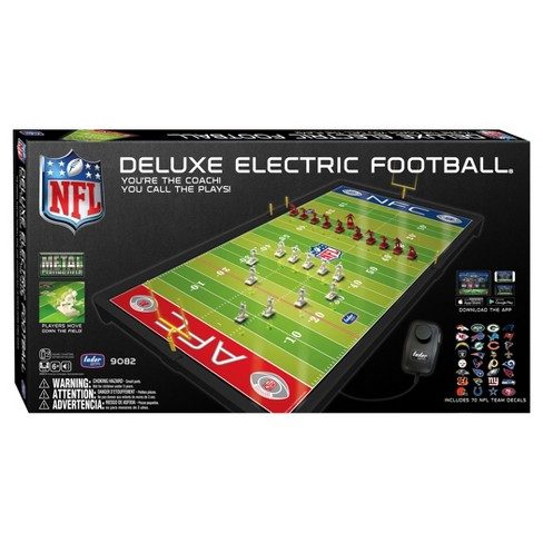 Tudor Games NFL Deluxe Electric Football Game - image 1 of 5