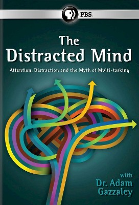 The Distracted Mind with Dr. Adam Gazzaley (DVD)(2013)
