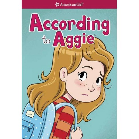 According to Aggie - by  Mary Richards Beaumont (Paperback) - image 1 of 1