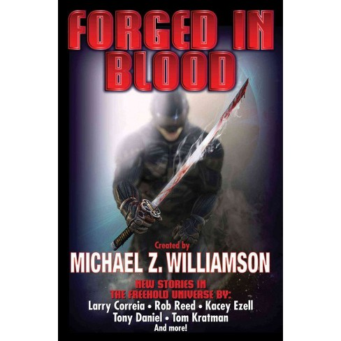Forged In Blood Hardcover Target