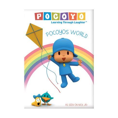 Pocoyo: Pocoyo's World (DVD) - image 1 of 1