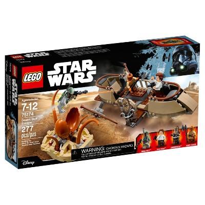 LEGO® Star Wars™ Desert Skiff Escape 75174