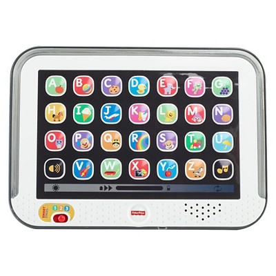 Fisher Price Laugh & Learn Smart Stages Tablet - Gray