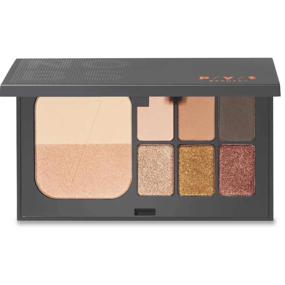 PYT Beauty Day to Night Eyeshadow Palette Cool - 0.5oz Cheap