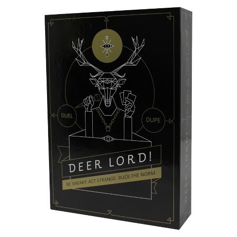Deer Lord Board Game - image 1 of 4