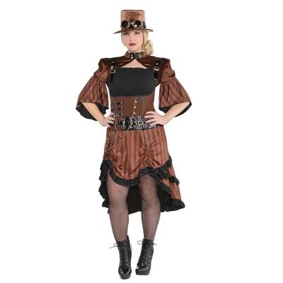Adult Plus Dream Steamy Halloween Costume 2X