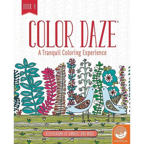 MindWare Color Daze Book 4 - Coloring Books - image 1 of 1