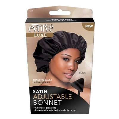 Evolve Products Satin Adjustable Bonnet
