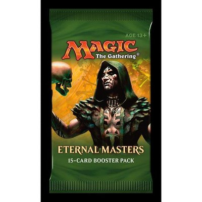 Eternal Masters Booster Pack Collectible Card Game (Pack)