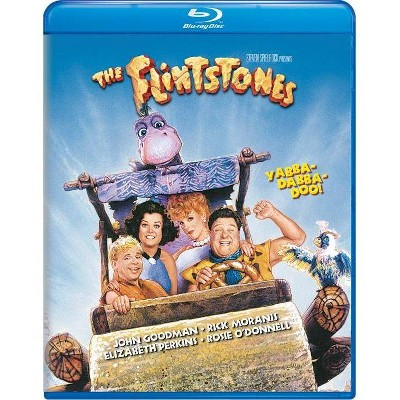 The Flintstones (Blu-ray)(2019)